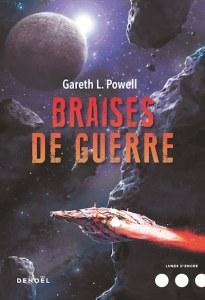 Braises de guerre de Gareth L. Powell