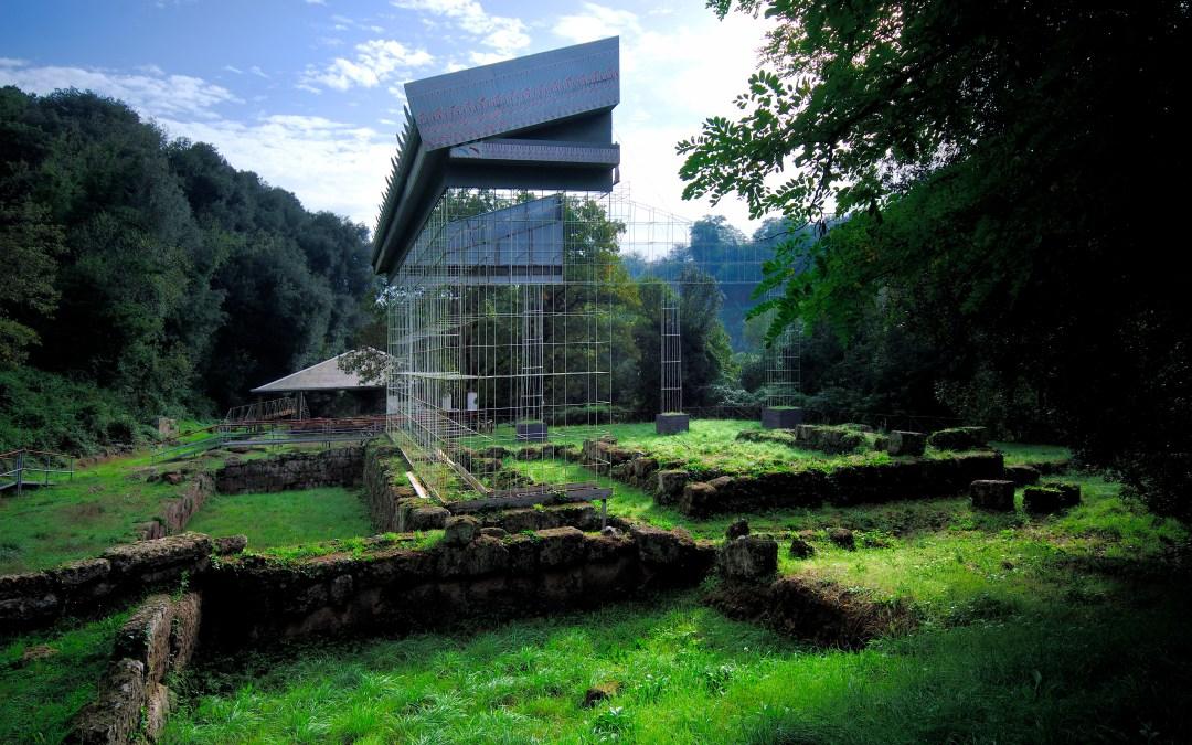 Chiusa l'area archeologica di Veio