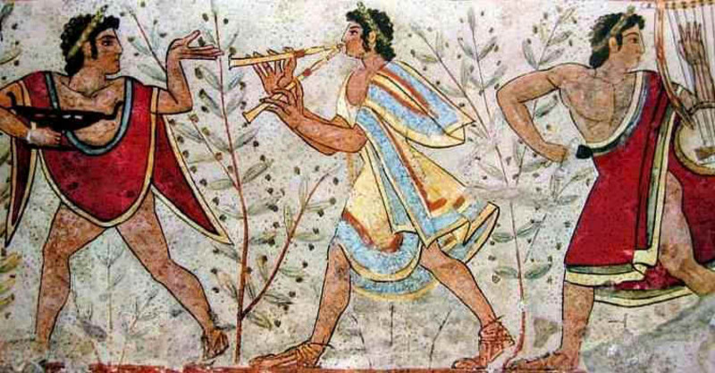 4 Febbraio – Carnevale Etrusco a Formello