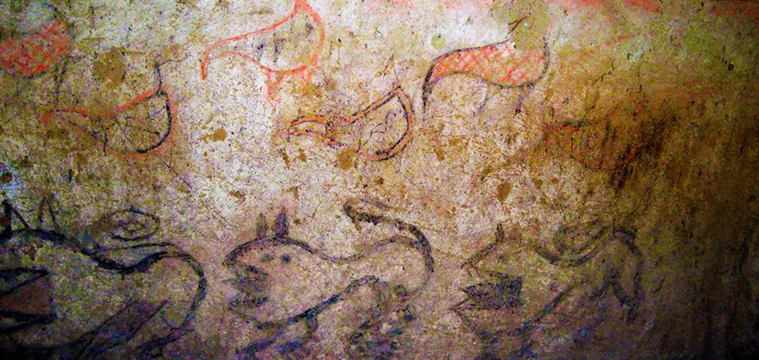 3 giugno, visita alla tomba dei Leoni Ruggenti