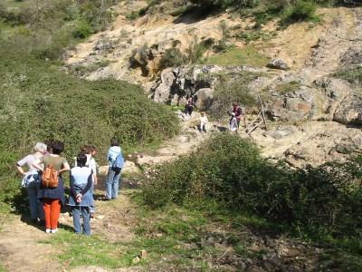 14 ottobre, giornata del camminare nel Parco di Veio
