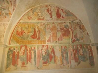 Interno Chiesa S. Margherita