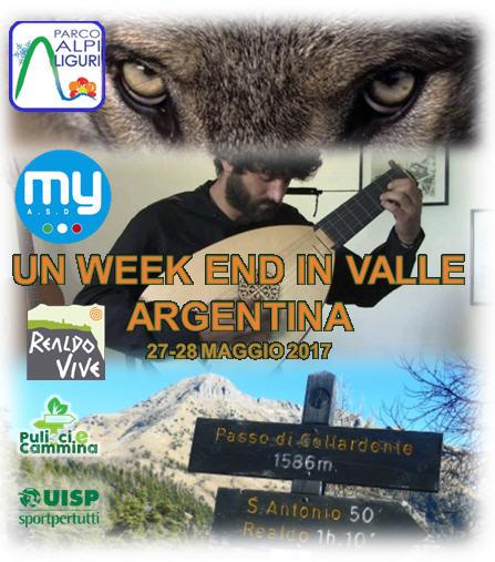27-28 maggio – Weekend a Realdo (G.E.P.)