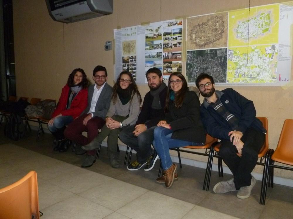 Parco S. Anna, giovani progettisti al via (1/4)
