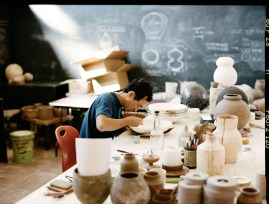 Geoff McFetridge, Element Clay Studio