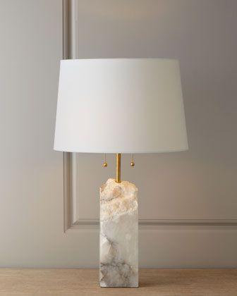 Lampe, design Regina Andrew
