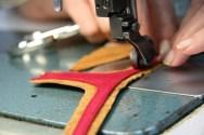 Atelier Chie Milhara - Couture des pièces entre elles - Photo Chie Milhara
