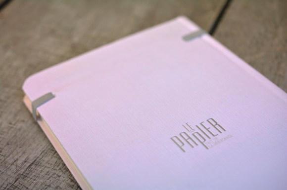 Le carnet rose en édition limitée! 16,95€