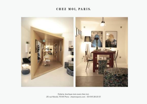 Photo: Chez Moi Paris