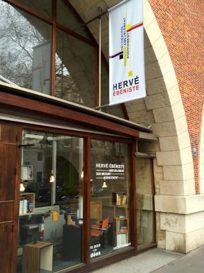 L'atelier de Hervé ébéniste - Photo Hervé ébeniste Facebook