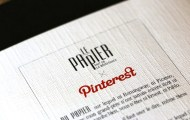 Le Papier et Pinterest - Photo Le Papier