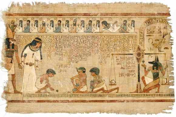 Papyrus Egyptien - Photo Egypassion