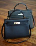Hermès, sac emblèmatique Kelly - - Crédit photo Pinterest