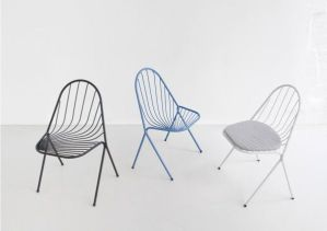 Chaises Drapée, Constance Guisset - Photo Pinterest