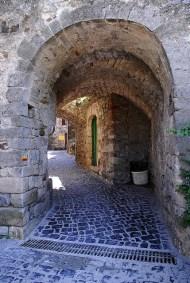 Les Vans, village médiéval - Photo Pinterest