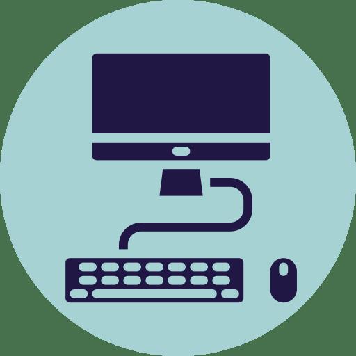 Sur caisse, tablette et smartphone