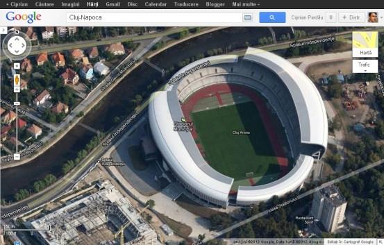 cluj - stadionul