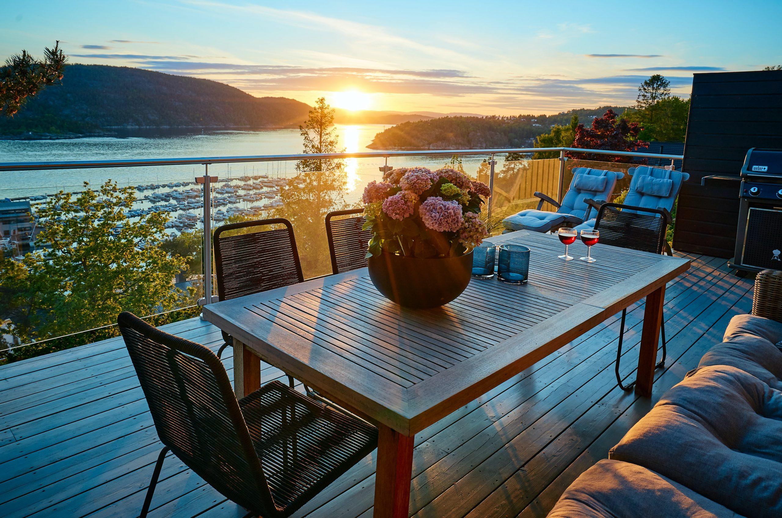 Comment avoir une terrasse bien éclairée ?