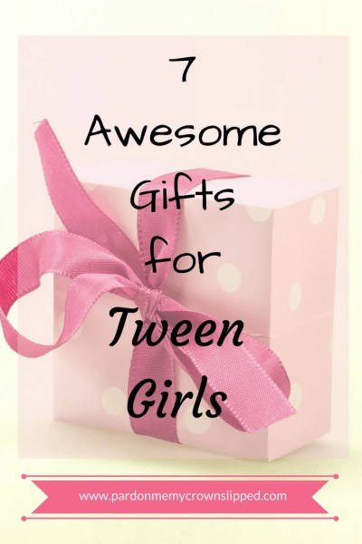 Gift giving for tween girls doesn't have to be difficult. check out these great ideas.