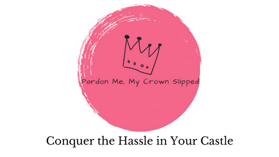 Pardon Me, My Crown Slipped