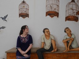 Day 167 - Exploring Tiong Bahru with the lovely Laura!