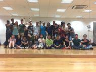 Day 89 - Beginner's Lindy Hop graduates!