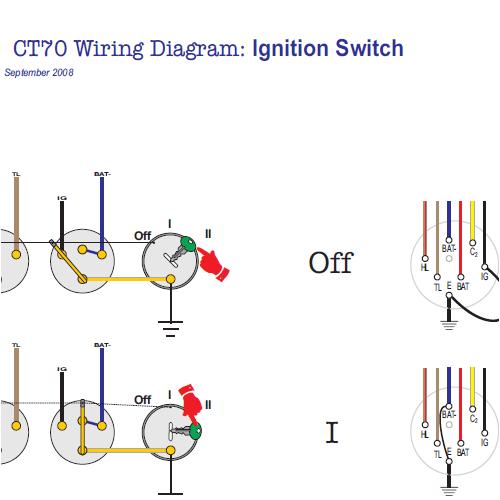 CT70 Combination Switch ?resize\\\\\\\=500%2C500\\\\\\\&ssl\\\\\\\=1 1979 honda trail 90 wiring diagram honda trail motorcycles, 1971 1971 honda ct90 wiring diagram at n-0.co