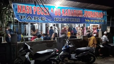 Photo of Pecel Jombangan, Kuliner Legendaris di Pare