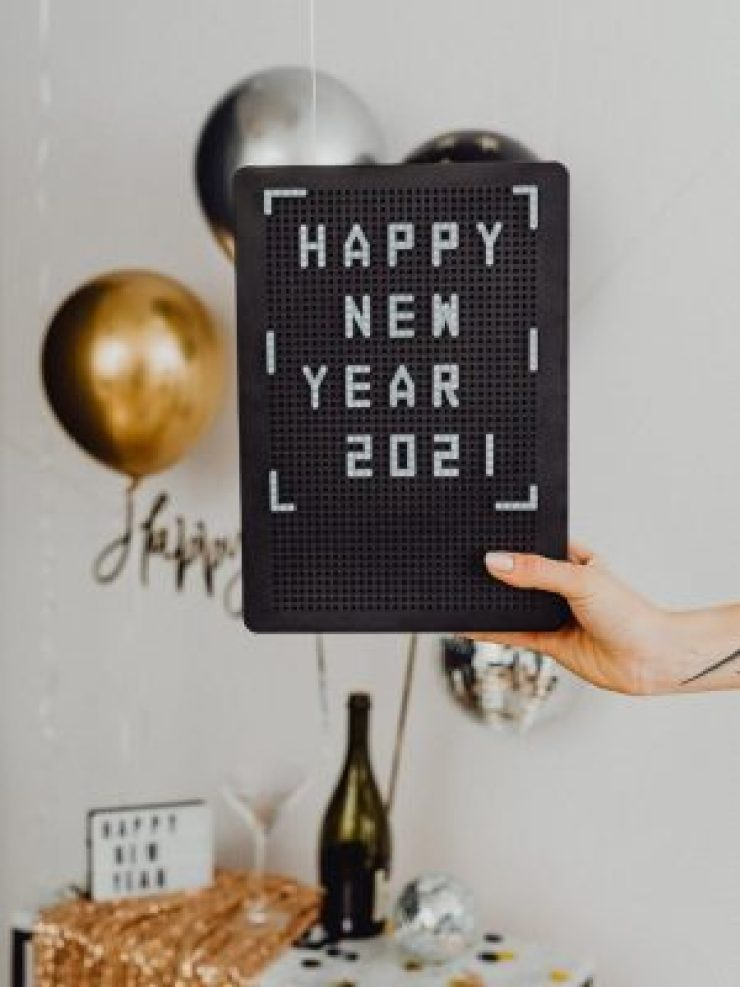 Ide Ucapan Selamat Tahun Baru Terbaik 2021 Saat Coronavirus