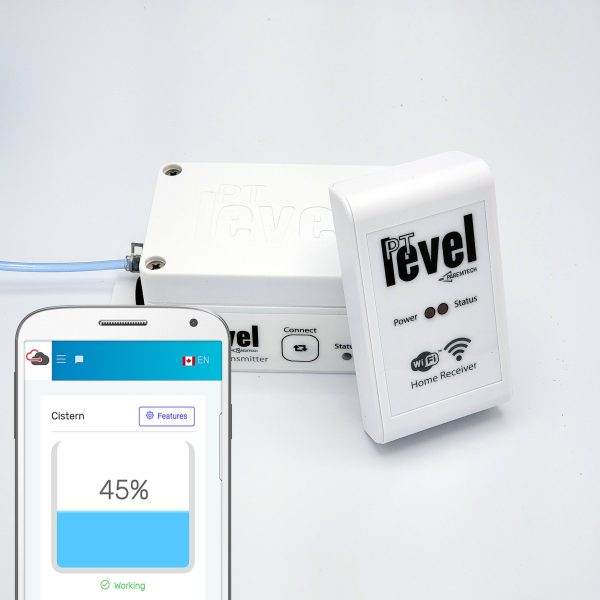 PTLevel Long Range Wireless With Phone
