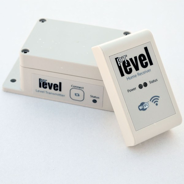Wireless PTLevel cistern level monitor
