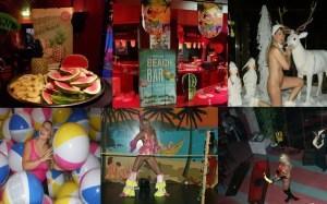 Caribbean Party, een caribisch feest