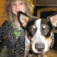 Liam and Bandit