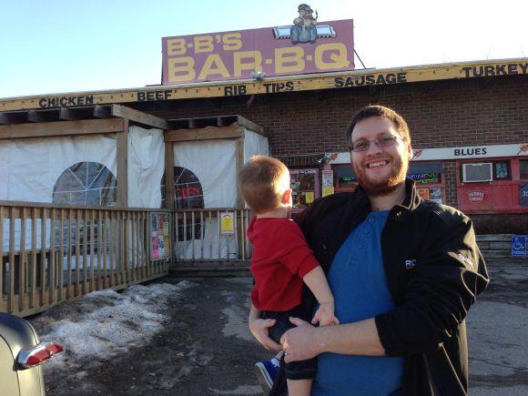 B.B.'s BBQ Kansas City - Parental Perspective