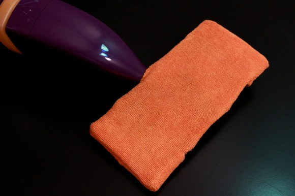 A step by step tutorial for making your own reusable Swiffer WetJet pads | Parental Perspective