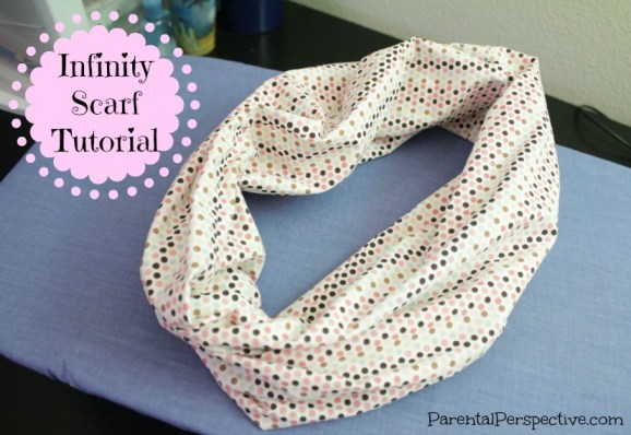 Infinity Scarf Tutorial | Parental Perspective