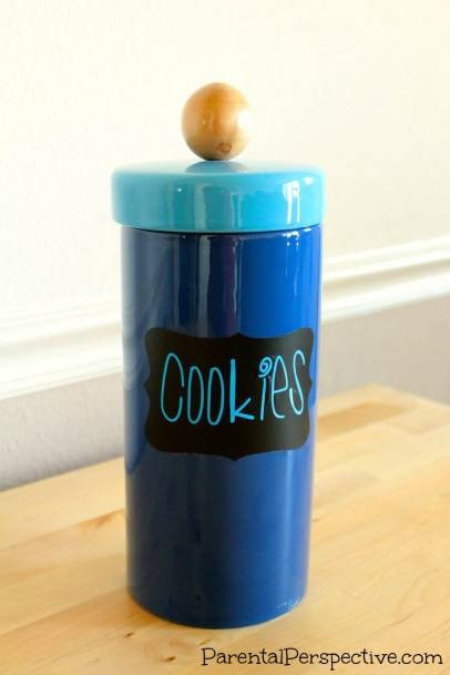 Cookie Jar Redo | Parental Perspective