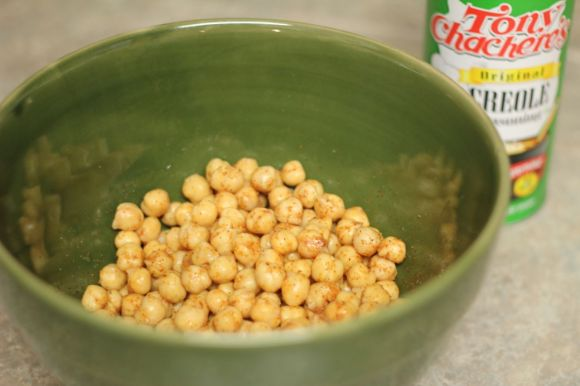 Roasted Chickpeas | Parental Perspective