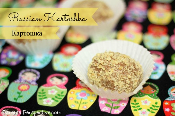 Russian Kartoshka Recipe (Картошка) | Parental Perspective