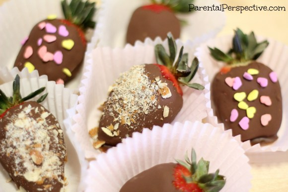 Love is spending Valentine's Day in your pajamas | Parental Perspective