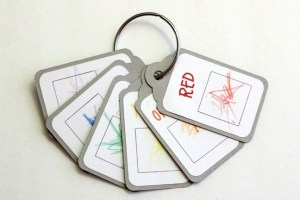 Keyring Flashcards