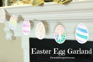 Easter Egg Garland Tutorial