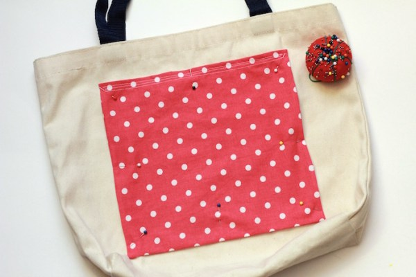 DIY Upcycled Tote Bag Tutorial | ParentalPerspective.com
