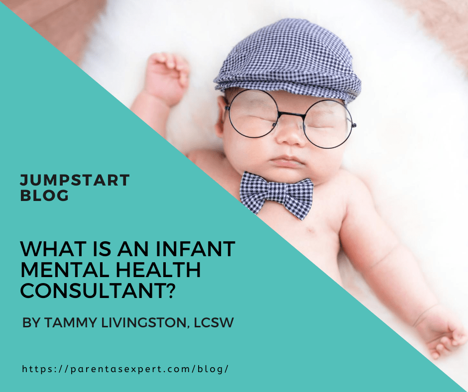What is an Infant Mental Health Consultant?