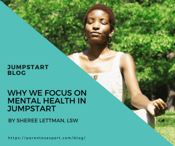 Why we focus on mental health in Jumpstart