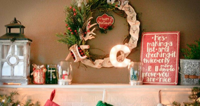 The Ultimate List Of 25 DIY Christmas Decor Ideas