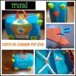 Trunki Carry-on Luggage For Kids