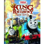Thomas King of the Railway Movie DVD