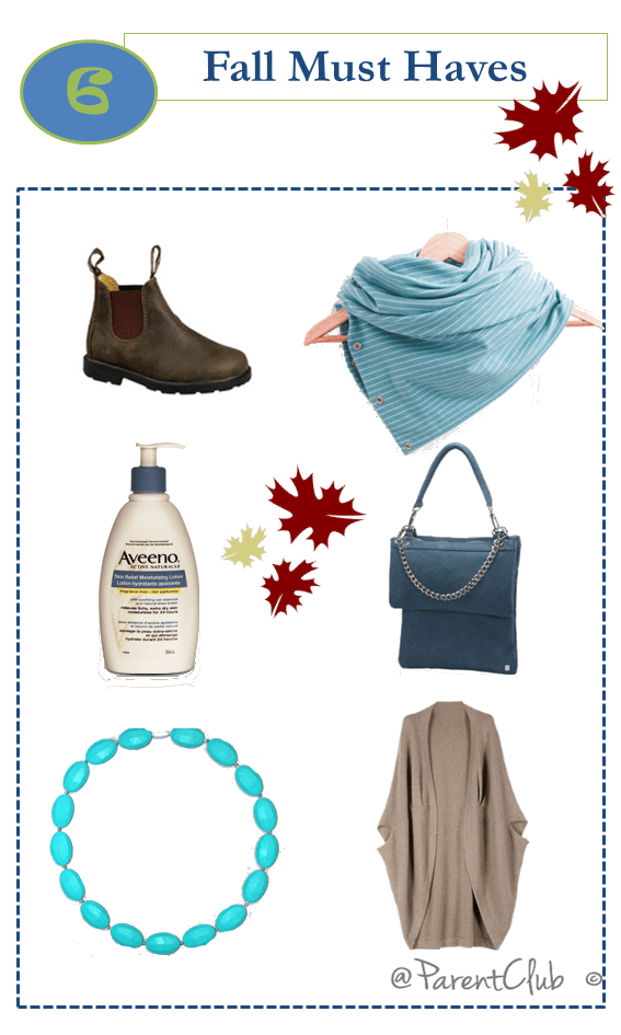 6 Fall Must Haves