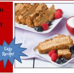 Cinnamon Baked Breakfast Slice Recipe